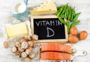 vitamin d foods